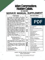 commodore repair manual