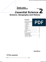 TEST Essential Science 2