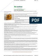 La Importancia de Consumir Miel Esterilizada