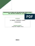 Propuesta Tecnica de Delimitacion Mcm-ultimo Delgado