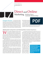 Chapter 17 Direct and Online Marketing