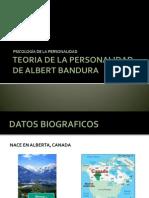 TEORIA DE LA PERSONALIDAD DE ALBERT BANDURA.pptx