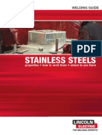Lincoln Stainless Welding Guide