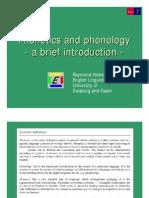 Phonetics Brief Introduction