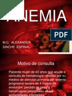 Anemia Definitivo