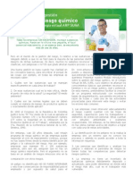 Introducción a la gestión integral del riesgo químico