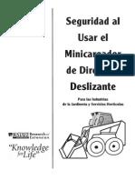 Manual Minicargador