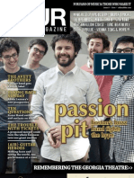 The Athens Blur Magazine - Issue 9