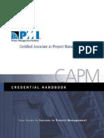 CAPM Handbook