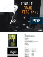 Digital Booklet - Tonight_ Franz Fer