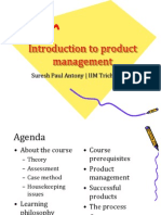 01. Introduction to Product Management Decision-making