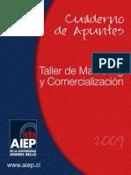 Taller de Marketing y Comercializacion Ean257