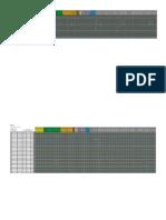 Matriz de Capacitação 2013 - Engenharia