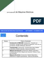 Simulación de Máquinas Eléctricas