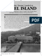 "Prologue Magazine - When the ""Enemy"" Landed at Angel Island"