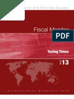IMF wil heffing van 10 procent op spaargeld (originele tekst)