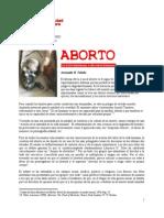 Aborto -Trato inhumano a dos seres humanos (Armando H. Toledo)