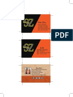 Lab6 Business Cards