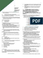 Basic Pharmacology Handouts