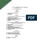 PF & PS ACT, 1990