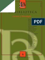 AA.VV. - Revista La Biblioteca Lectura y Tecnología