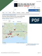 Hurricane Sandy_ Branford Info Center [UPDATE] - Branford, CT Patch
