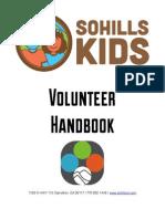 SHCC Volunteer Handbook