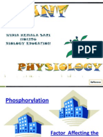 POWERPOINT Physiology