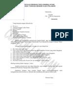 Lamaran CPNSD Umum 2013