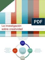 investigación sobre la creatividad