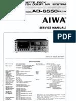 AD6550 Aiwa