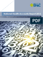 National Health Accounts Report 2013