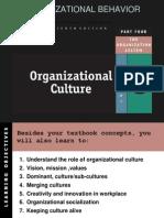 An Organizational Culture