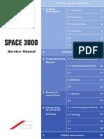 SPACE 3000 Service Manual-GB