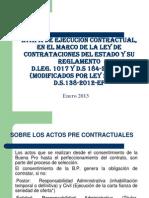 LeyContrataciones Ejecucion Contractual Enero31