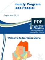 2013 Annual Gathering, Food Insecurity Institute