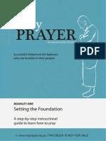 My Prayer Booklet
