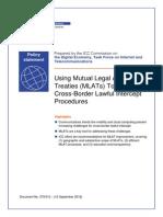Using MLATs