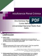 CLASE Insuficiencia Renal Crónica