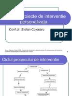 Proiecte de Interventie Personalizata