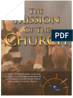 The Mission of the Church-01