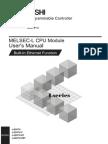 Sh080891engf MELSEC-L CPU Module User's Manual (Built-In Ethernet Function)