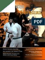Revista Sendero Marcial Nº1