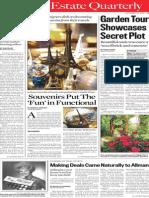 Real Estate Quarterly - Sept. 27, 2013