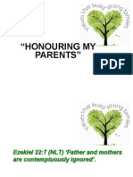 5 - Honour Your Parents