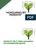5 - Honour Your Parents