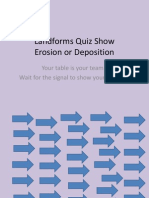 chapter 3  quiz show