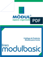 Modul Catalogo Modulbasic