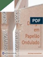 Livro - SANTOS, Agnaldo.Design em Papelão Ondulado