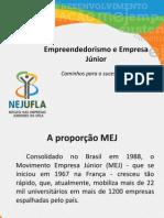 Empreendedorismo e Empresa Junior